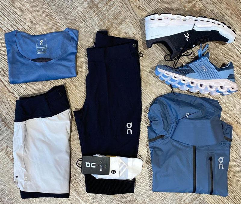ON Laufbekleidung